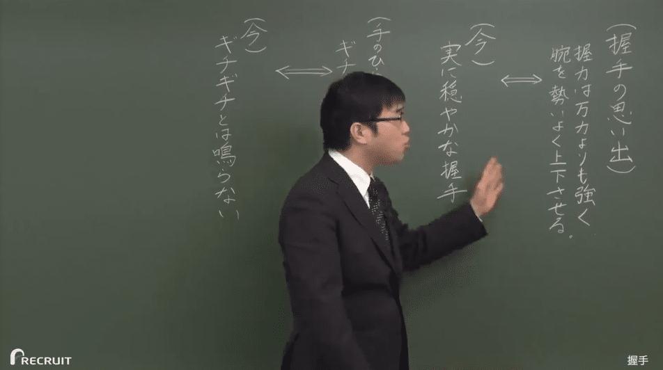 スタディサプリ中学講座国語