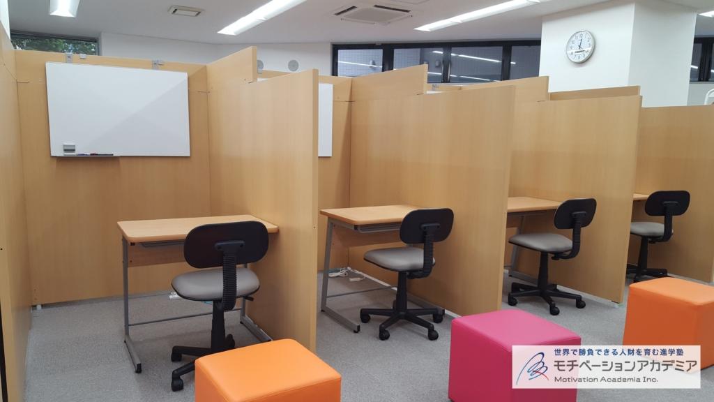 モチベーションアカデミア教室内風景